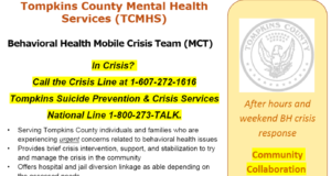 Tompkins County Mobile Crisis Team