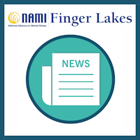 NAMI Finger Lakes News This Week